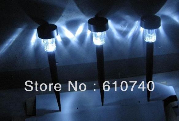 FREE SHIPPING,HOT SALE,solar Lawn Light,solar garden lamp,outdoor lighting,wholesale(China (Mainland))