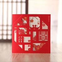 GAGA ! Free shipping Wedding Invitation Cards,Wedding Card,Wedding Supplies ,100pcs/lot,CW3020