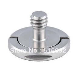 "1/4""Flat Head Screw for Camera / Tripod / QR Plate(China (Mainland))"