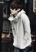 Free Shipping! 2013 Summer New Men's Tide Korean Version Of Slim Sports Harem Pants Casual Pants Men White And Black In Stock