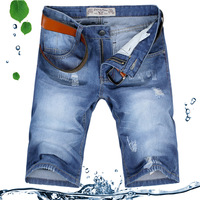 2013 fashion designer brand men jeans denim pants shorts     lingdu 5801