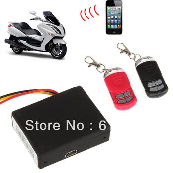 RF-V10 GSM GPS Car Vehicles Tracker and 2-Way Alarm System Freeshipping