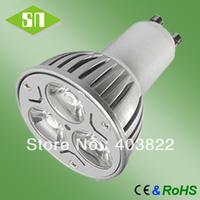 free shipping 3*1w ce rohs saa led edison led spot 3w gu10