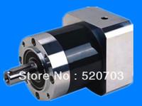PL 60 Stage 2 Ratio 32:1 Precision Planetary Gear Reducer for nema23 stepper motor and 400W servomotor