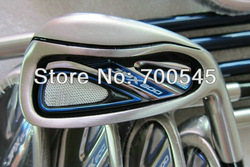 JPX800 JPX 800 Golf irons set 4-9 PW GW SW 9pcs golf club with Graphite or Steel shaft free headcover free shipping(China (Mainland))