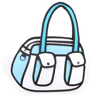 Free shipping! Hot-selling jierui 3d bag top bag cartoons bag hot-selling general female bags