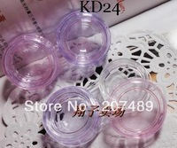 clear sweet color Cute Lovely Travel Portable Contact Lens Lenses Container Case Set Holder Box wholesale