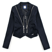 Excellent 499 ! 2013 spring women's design short coat short jacket female 571