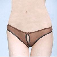 New Fashion Sexy transparent low-waist cake panties women's lace panties women's thong sexy panties female  --hot sale
