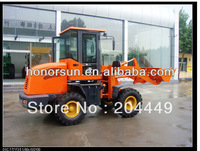 2.0 ton QG18 wheel loader with 9.0 s total time for sale