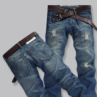 2013 fashion designer brand men jeans denim pants trousers No. 301