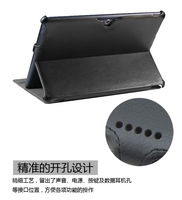 Original  flip the cover  tablet pc pu leather case for asus me301t tablet case+Free shipping by HongKong air Post