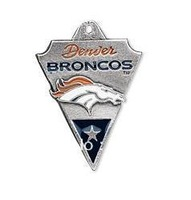 Free shipping 10pcs single-sided Denver Broncos charm jewelry(H103948)