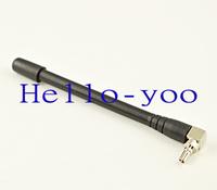 Free shipping (2pcs/lot) 3G 2-3dbi antenna with CRC9 plug connector 1920-2170 Mhz for HUAWEI E156 E156G E160 E160E E160G E161