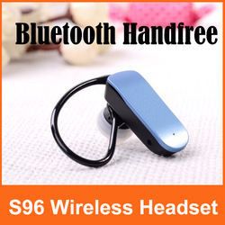 BH320 Upgrade S96 Wireless Bluetooth Earphone Handfree Wireless Mobile Phone Headphone Headset With Retail Package(China (Mainland))
