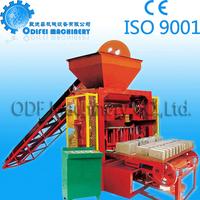 ODFC-053 best quality  brick manufacturing machine