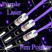 405nm 5mW Blue Violet Purple Beam Laser Pointer Blue Ray Laser Pen , Free Shipping