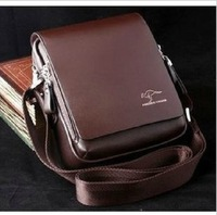 Free shipping classical man briefcase, business bag man, with genuine leather, excellent quality. TB40