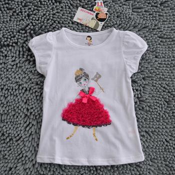 5pcs/lot, Original brand top girls shorts for the girls children's clothes for girls kids vest girl new for girl tee