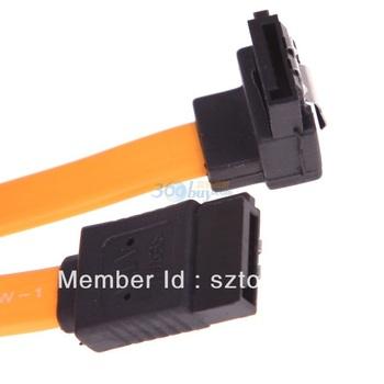 high speed sata7p female to sata7p female cable