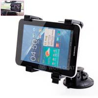Universal Car Windshield Mount Holder For iPad Tablet Galaxy Tab 2 10.1 7.0 8.9