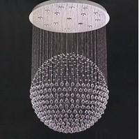 Diameter 100 cm  Height 150 cm crystal chandelier  110 v - 280 vvoltage