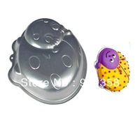 2013 Beatles Shaped Cake Pan Baking Mold Tin Cake Decoration Tool Metal Cake Mould Baking Pan  Free Shipping