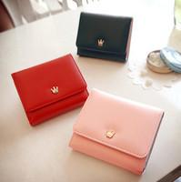Free shipping Hot sale, 2013 Fashion wallet female short design block women's zipper wallet card holder