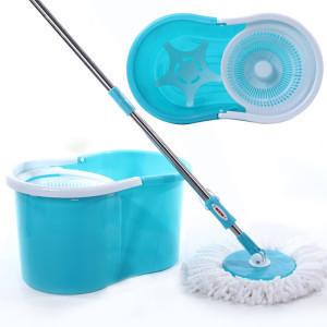 At home daily use magic mop magic mop dehydration double rotating mop