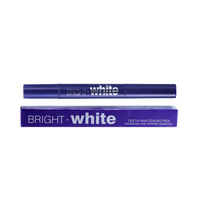 teeth whitening pen,6%HP,bright white, with CE/SGS/MSDS.mint,quality gel without bubble,safe for home use.1pc/box