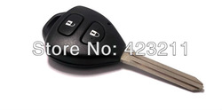Remote Key Case Shell For TOYOTA Hilux Rav4 Corolla(China (Mainland))