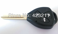 Blank Remote Key Shell Case For Toyota Corolla Avalon Camry 3 Buttons TT0191