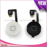 For iphone 4 i4 4G home button flex cable assembly 100% Gurantee Just for VIP DHL Free shipping