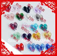 6mm drop beads,Diy crystal bead, crystal loose beads,handmade beaded crystal hairpin material accessories