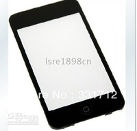 For iPod touch 2nd T2 Gen digitizer touch panel assembly with frame middle housing 30pcs/Lot