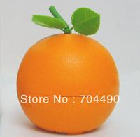 Creative electronic gift Cartoon telephone orange apple Corded telephones Home Office phone Fashion crafts Free shipping