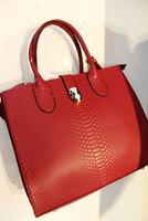 free shipping  2013 serpentine pattern bag mortise lock handbag one shoulder cross-body women's bags