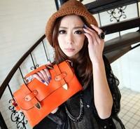 2013 candy color vintage messenger bag messenger bag handbag women's m30-017