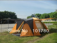 2013 New Automatic Tent, Camping UV Automatic Beach Tent,Family Tent,Big Tent,For 3-4 Person,