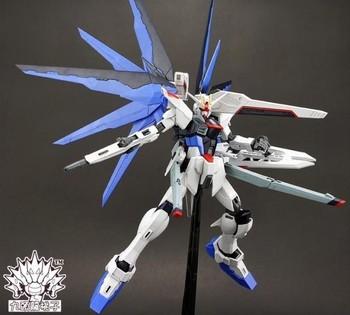 Self assambled Gunpla Kit, GUNDAM cool model DRAGON MOMOKO FREEDOM MG 1:100 FREE SHIPPING