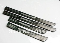 2003-2008 Mazda 6 High quality stainless steel Scuff Plate/Door Sill  ci