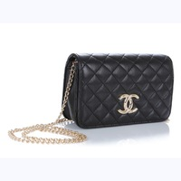 Summer small bags plaid vintage chain bag small sachet fashion one shoulder cross-body women's