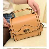 Mini bag handbag messenger bag cosmetic bag shaping women's handbag 2013 female