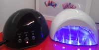 2012 new 15 W LED Nail Lamp for soak off gel polish