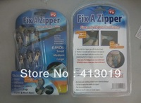 Fix A Zipper  Price FOB NINGBO  Instant Zippers No individual packing No Sewing Handy Universal Kit  As Seen On TV