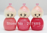 cartoon design creative 12 sweet color option makeup professional comestics lip gloss Lipsticks balm care Gorgeous