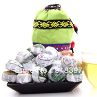 mini tuo tea taste  beanbag assorted the tea health care puer tea Free shipping