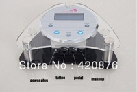 Free shipping 2012 NEW Permanent Makeup digital machine Conroller--Intelligent System