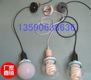 Home decoration pendant light bulb dust proof lamp 20w 36w 40w e27 simple lamp