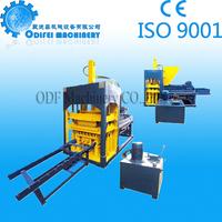 ODFC-063  brick making machine price with high profit margin